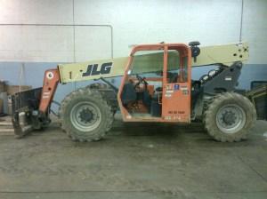 2005 JLG G6-42A Telehandler
