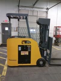 Jungheinrich ETG340 Electric Counterbalanced Forklift