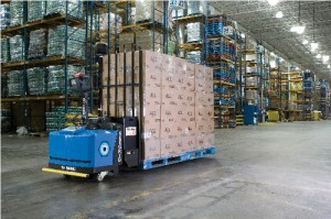 Seegrid Robot Automated Forklift