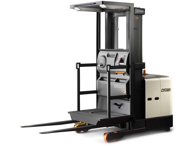 Crown-SP3500-Forklift | Ohio Warehouse Equipment