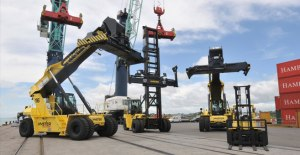 Hyster Container Handlers